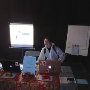 Keiken live blog 2